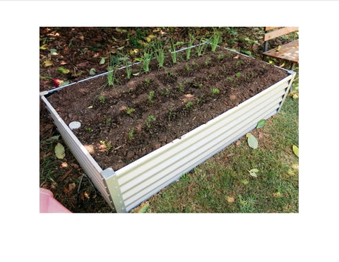 Raised Garden Bed - Space Saver (Double Height)