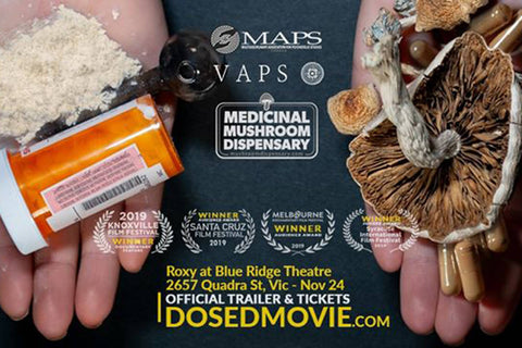Dosed: A documentary about the healing power of psychedelics