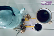 Load image into Gallery viewer, Tru Mood Zest | Ginger Lemon Organic Coffee Leaf Tea w/Psilocybin Cubensis Mushroom