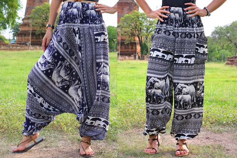 What are elephant pants?