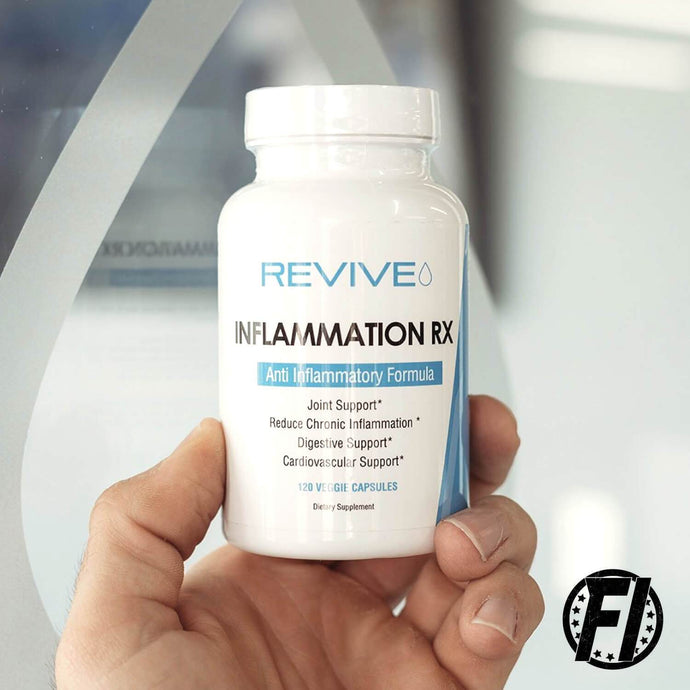 Inflammation Rx: The Ultimate Inflammation Reduction Aid [Fitness Informant]