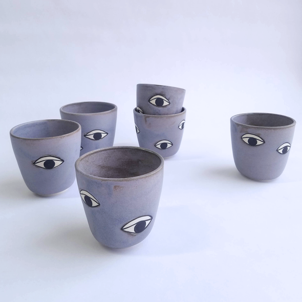 Many Eyes Cup