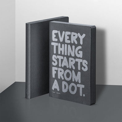 Notebook: Everything Starts From A Dot