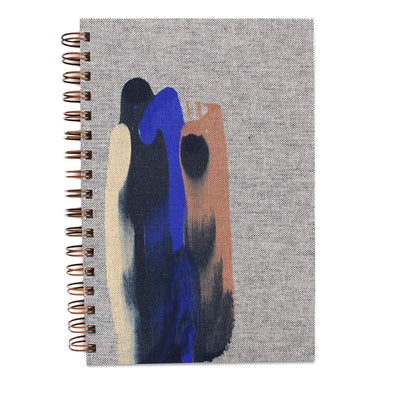 Painted Notebook: Blur