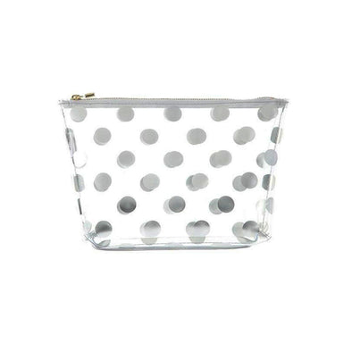 Givre Pouch: Clear/Dot