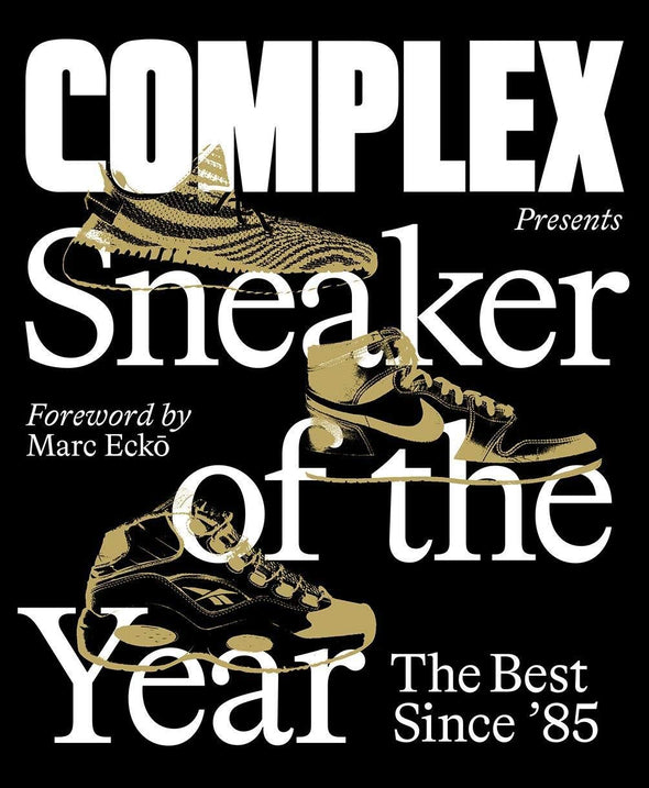 Complex Sneaker of the Year