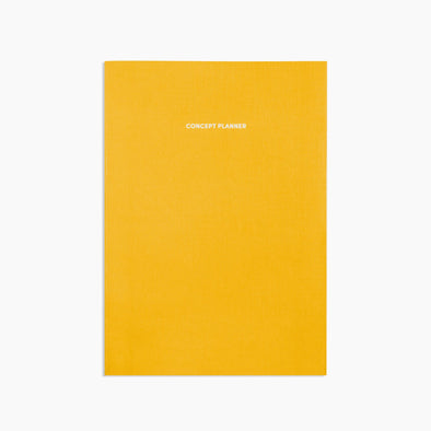 Concept Planner: Yellow