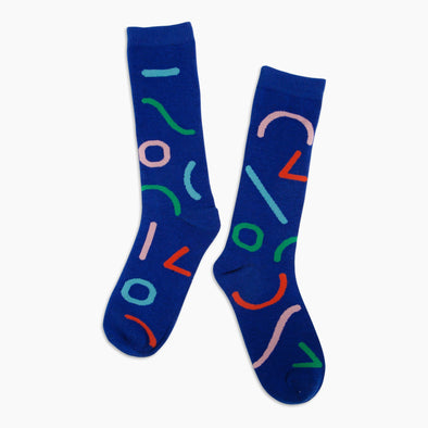 Crew Socks: Outline