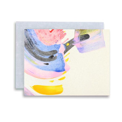 Boxed Cards: Rainbow Swirl