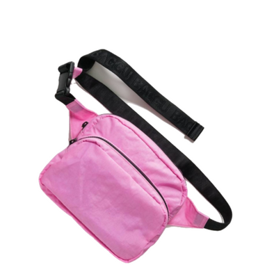 Fanny Pack: Bright Pink