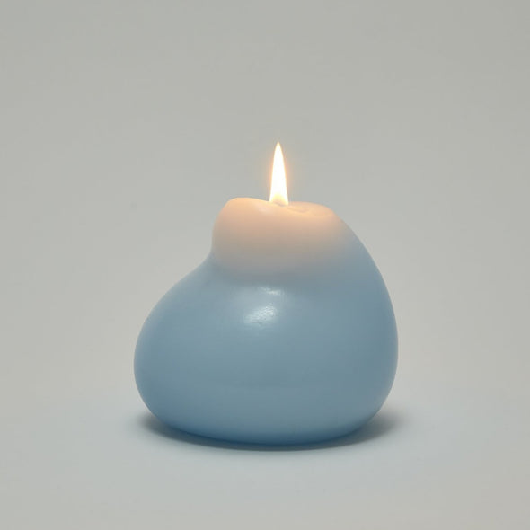 Goober Candle: Eh Blue