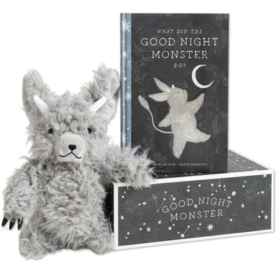 Good Night Monster Book + Toy