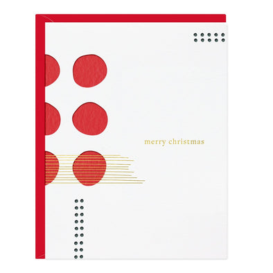 Boxed Cards: Merry Christmas