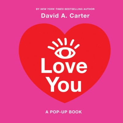 Pop-Up book: Eye Love You