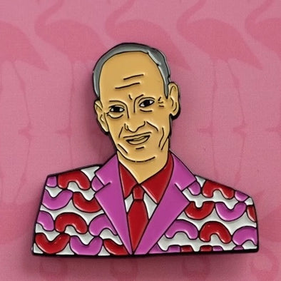 Enamel Pin: John Waters