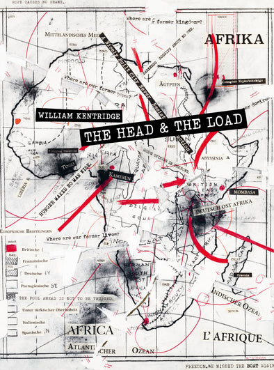 William Kentridge: The Head & The Load are the trouble of the neck