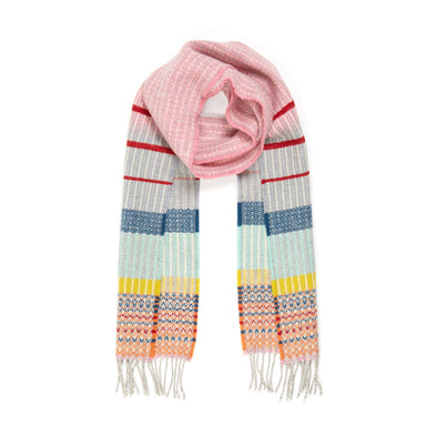 Kyoto Pink Scarf