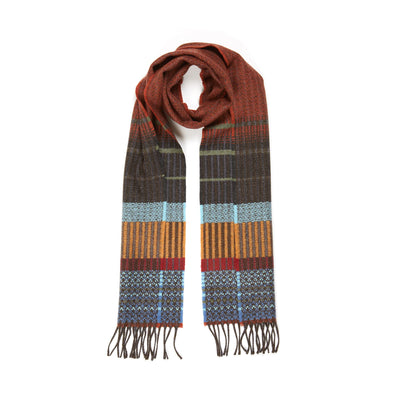 Kyoto Rust Scarf