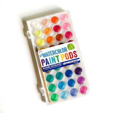 Watercolor Paint Pod Set/36