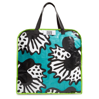 MEMPHIS MILANO TOTE: BUTTERFLY