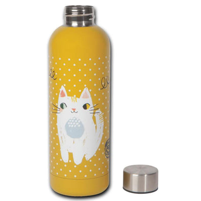 Water Bottle: Meow Meow