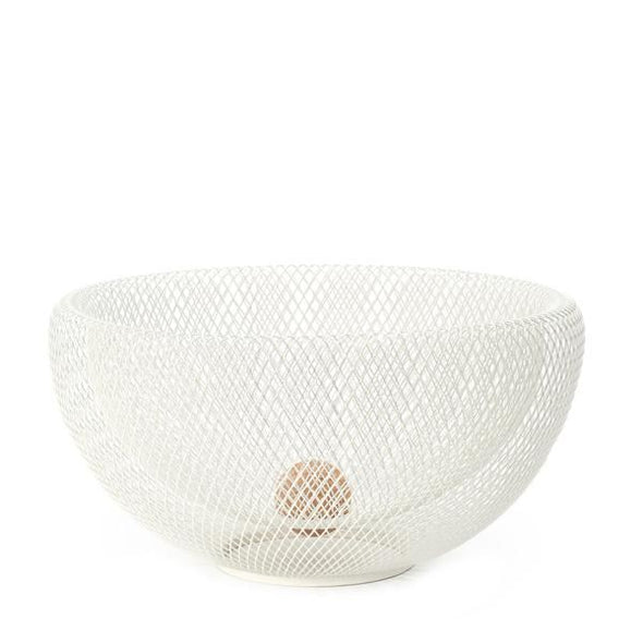 Nest Bowl: White