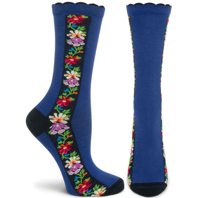 Socks: Nordic Stripe Navy
