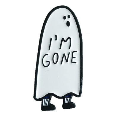 Enamel Pin: Ghost