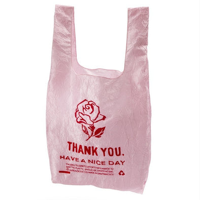 Bag: Thank You Red/Pink