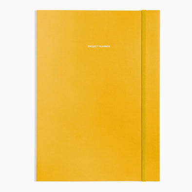 Project Planner: Yellow