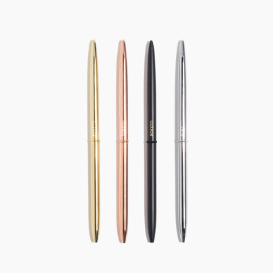 Slim Pens in Metallic