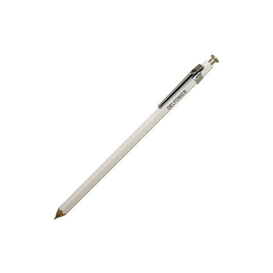Delfonics Wood Pencil: White