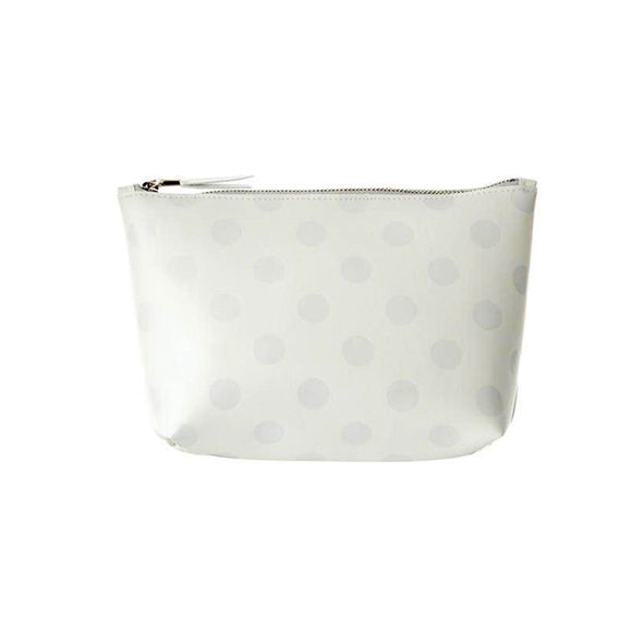 Givre Pouch: White/Dot