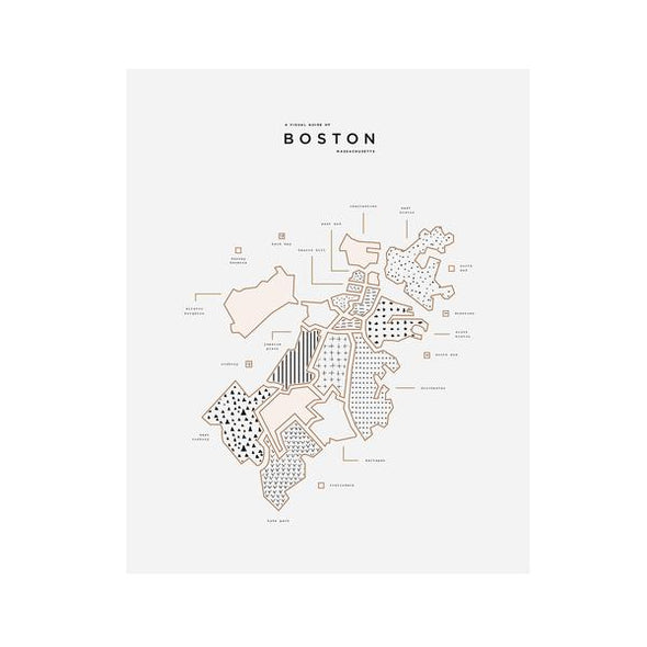 City Print: Boston