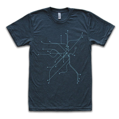 Boston Subway T Shirt