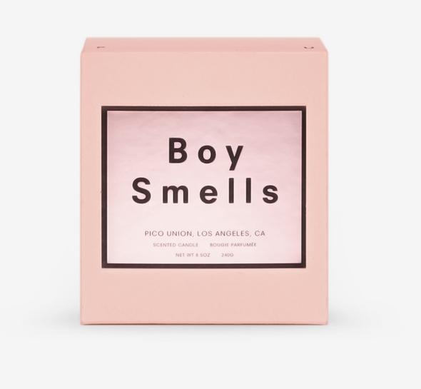 Boy Smells Candle: LES