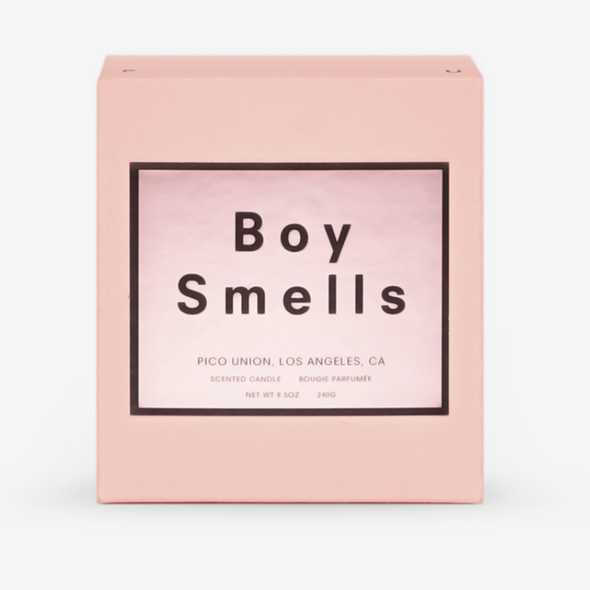Boy Smells Candle: Lanai