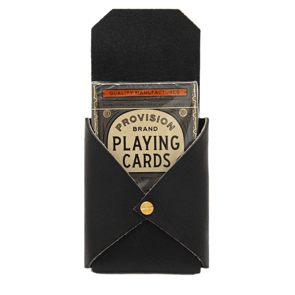 King Playing Card Set: Black