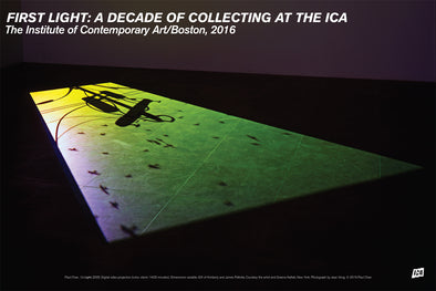 First Light Exhibition Poster