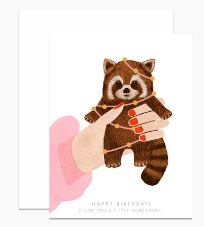 Card: Got You Something Birthday