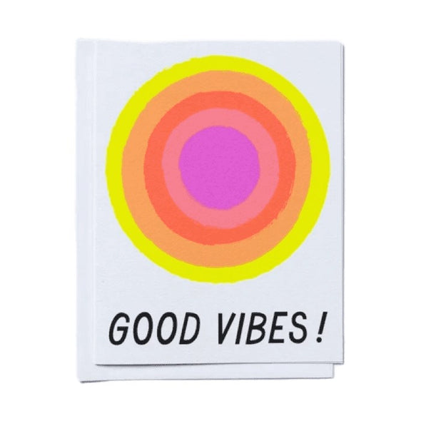 Card: Good Vibes
