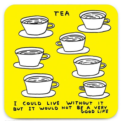 Coaster: Live Without Tea