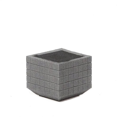 Concrete Planter: Grid