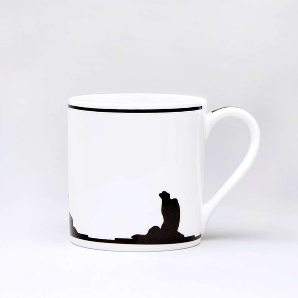 Mug: Yoga Rabbits