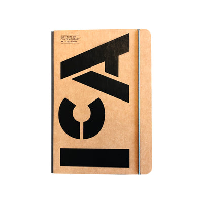 A5 Kraft Notebook: ICA