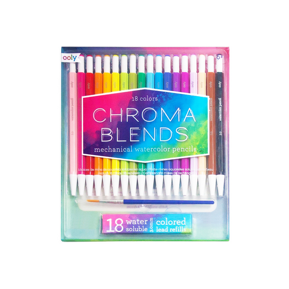 Chroma Mechanical Watercolor Pencils