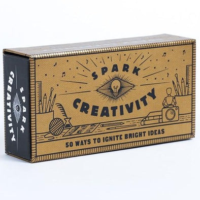Spark Creativity: 50 Ways to Ignite Bright Ideas