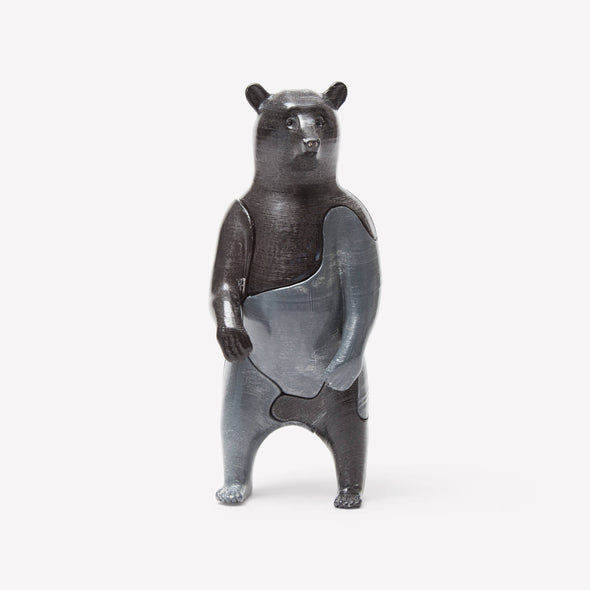Locknesters 3D Puzzle: Small Bear