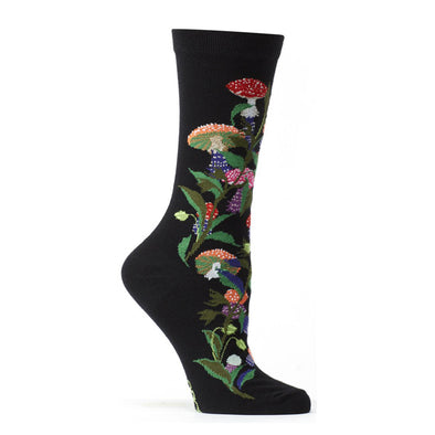Socks: Amanita Muscaria
