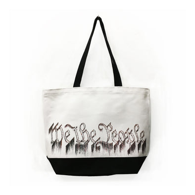 Nari Ward: We the People Tote